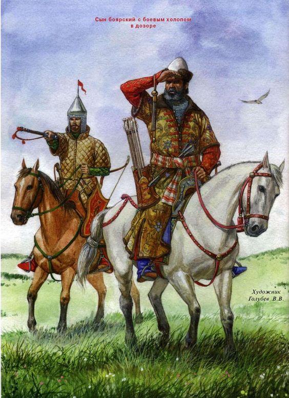 Рисунок русский народный костюм   коллекция фото (18 картинок) (5)