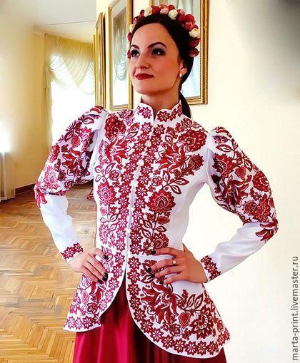 Рисунок русский народный костюм   коллекция фото (18 картинок) (7)