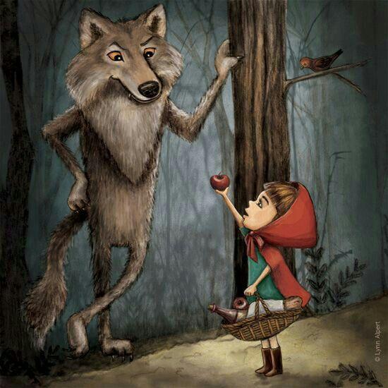 Ноутбук анимация, картинки красная шапочка и серый волк прикольные картинки