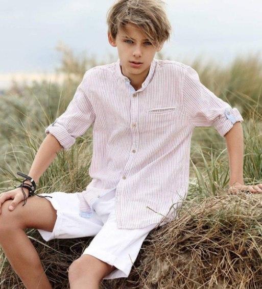 Самый красивый мальчик 11 лет в мире   фото (15)