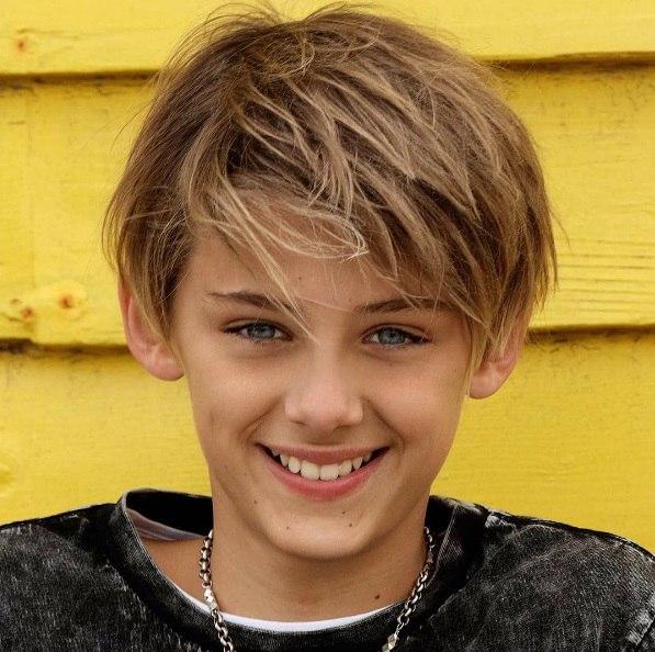 Самый красивый мальчик 11 лет в мире   фото (2)