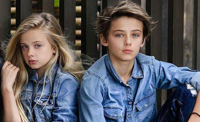 Самый красивый мальчик 11 лет в мире   фото (21)