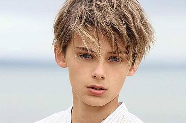Самый красивый мальчик 11 лет в мире   фото (3)