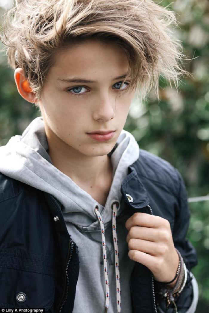 Самый красивый мальчик 11 лет в мире   фото (6)