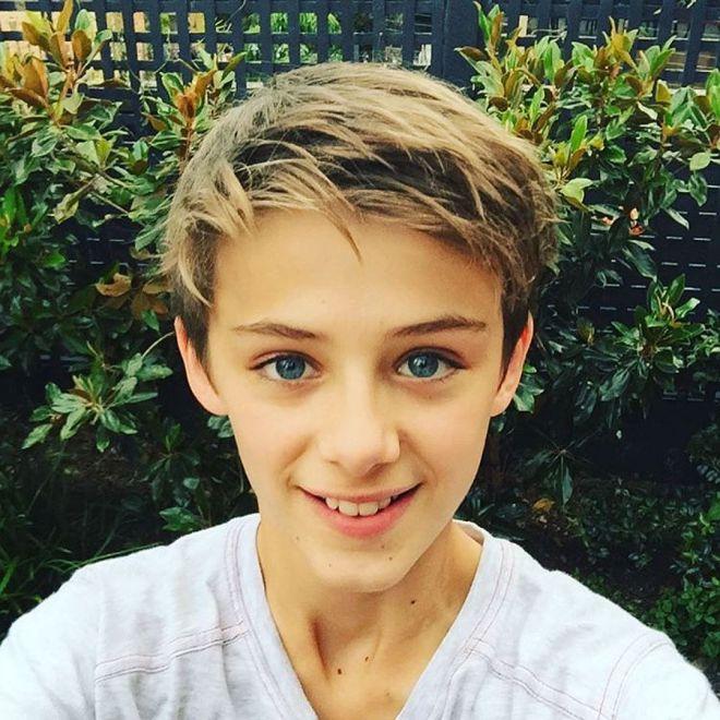 Самый красивый мальчик 11 лет в мире   фото (8)