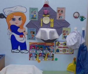 Своими руками уголок дежурства в детском саду   картинки (20)