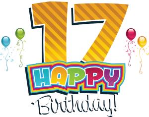 С Днем Рождения картинки с 17 летием   сборка (15)
