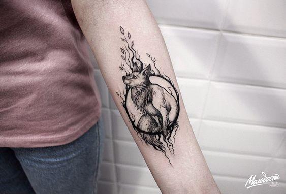 Татуировки на запястье для девушек   красивые (21 картинка) (17)