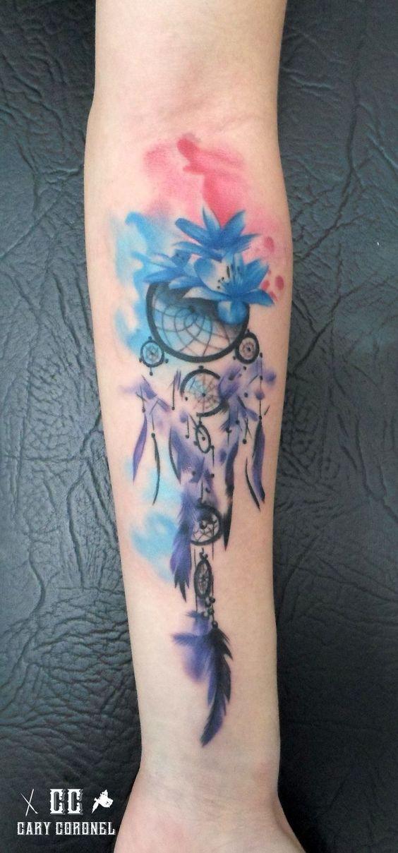 Татуировки на запястье для девушек   красивые (21 картинка) (20)