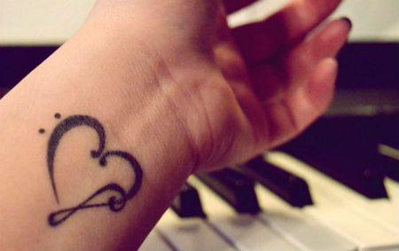 Татуировки на запястье для девушек   красивые (21 картинка) (4)