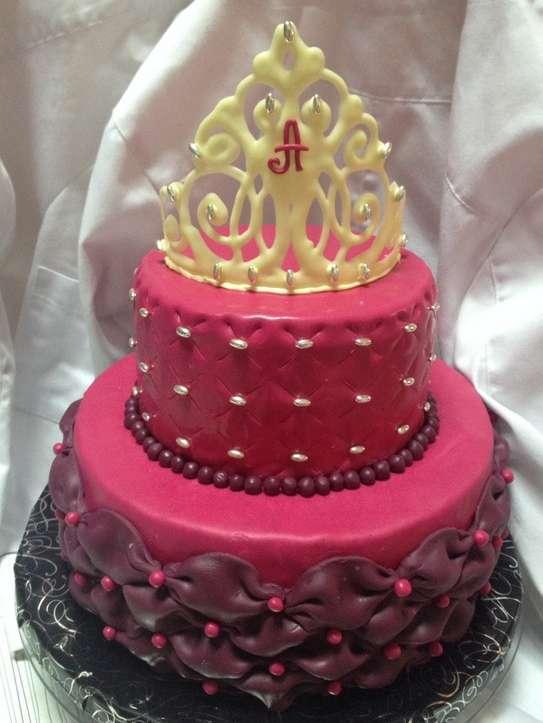 Торты на День Рождения на 20 лет — подборка фото (12)