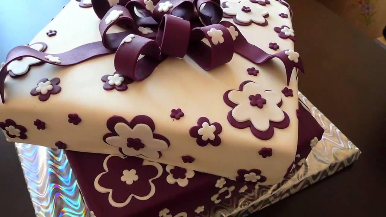 Торты на День Рождения на 20 лет — подборка фото (23)