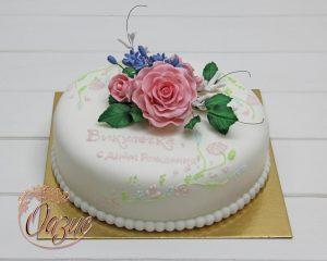 Торт для свекрови на День Рождения   красивые фотографии (10)