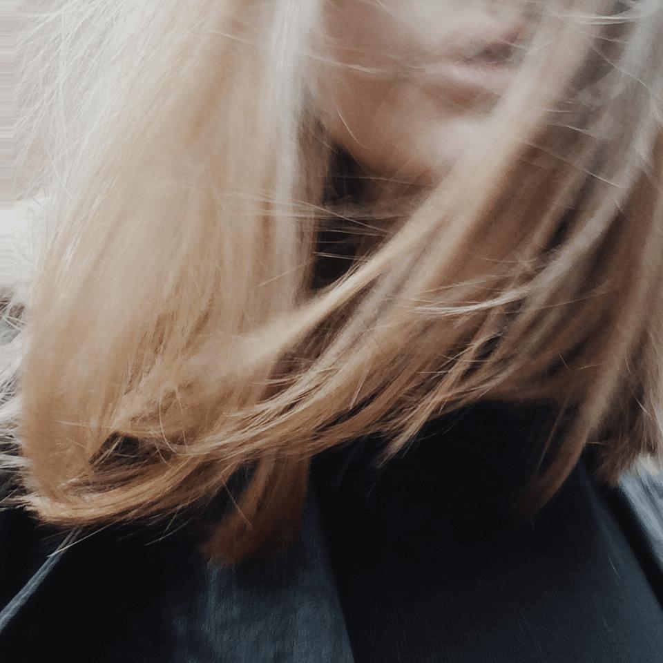 Фото девушек без лица со светлыми волосами сборка 20 фото (1)