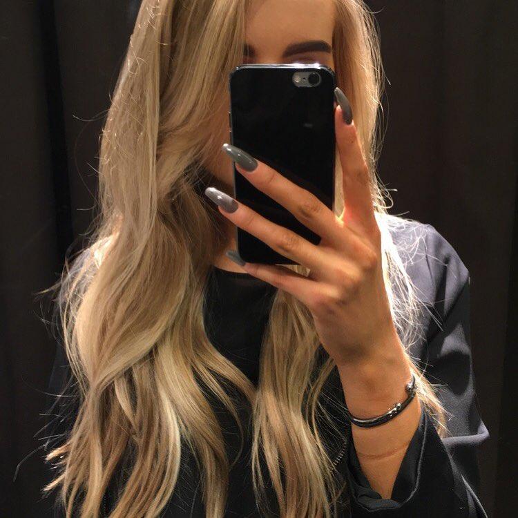 Фото девушек без лица со светлыми волосами сборка 20 фото (13)