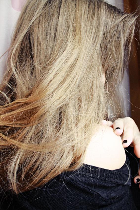 Фото девушек без лица со светлыми волосами сборка 20 фото (16)