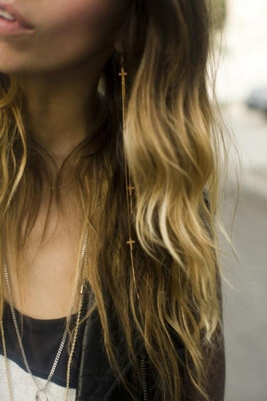 Фото девушек без лица со светлыми волосами сборка 20 фото (19)