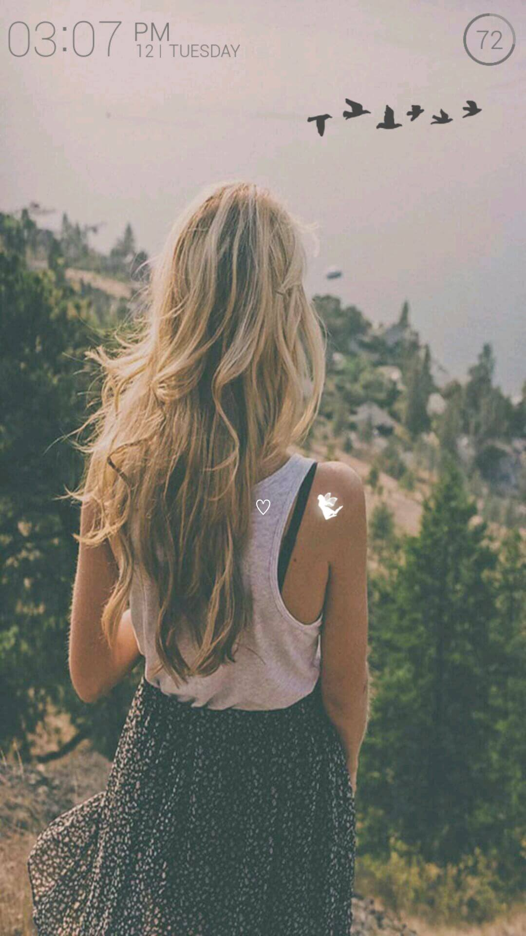 Фото девушек без лица со светлыми волосами сборка 20 фото (5)