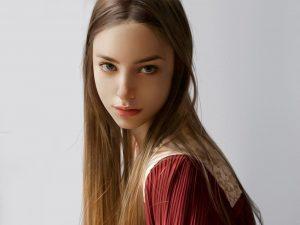 Фото красивых девушек с очень длинными волосами   подборка (11)