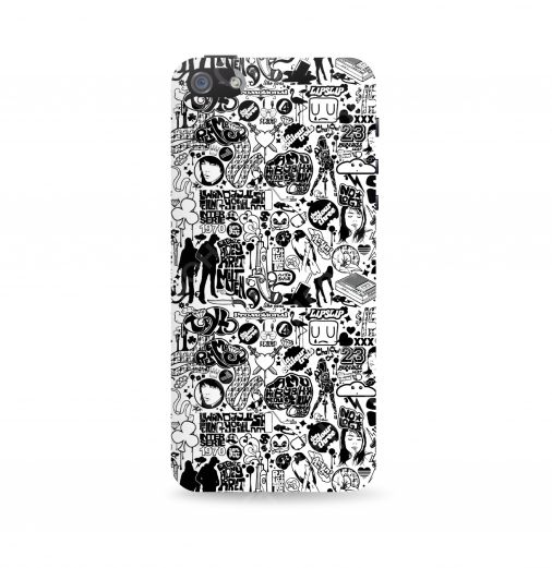 Черно белые картинки для чехла на телефон   подборка фото (17)