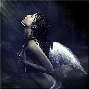 Ангел с крыльями фотосессия   подборка 028