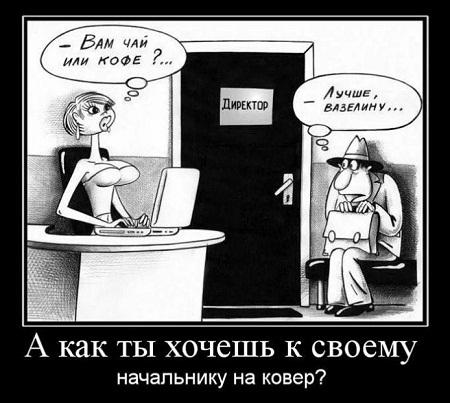 Анекдоты про начальника и подчиненных самые смешные   картинки014