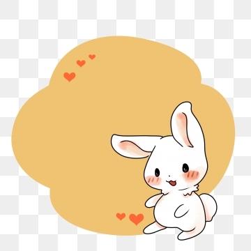 Арт кролики красивые картинки019