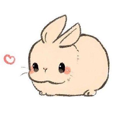 Арт кролики красивые картинки026