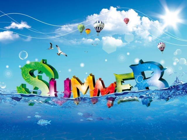 А завтра лето картинки и открытки прикольные 020