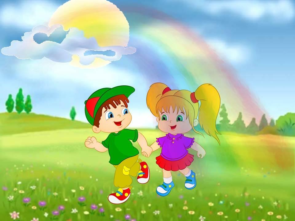 Картинки детский лето