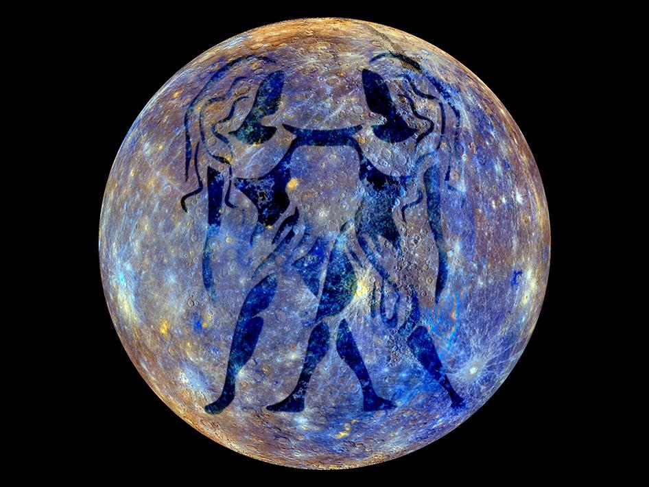 Знак зодиака планета картинки