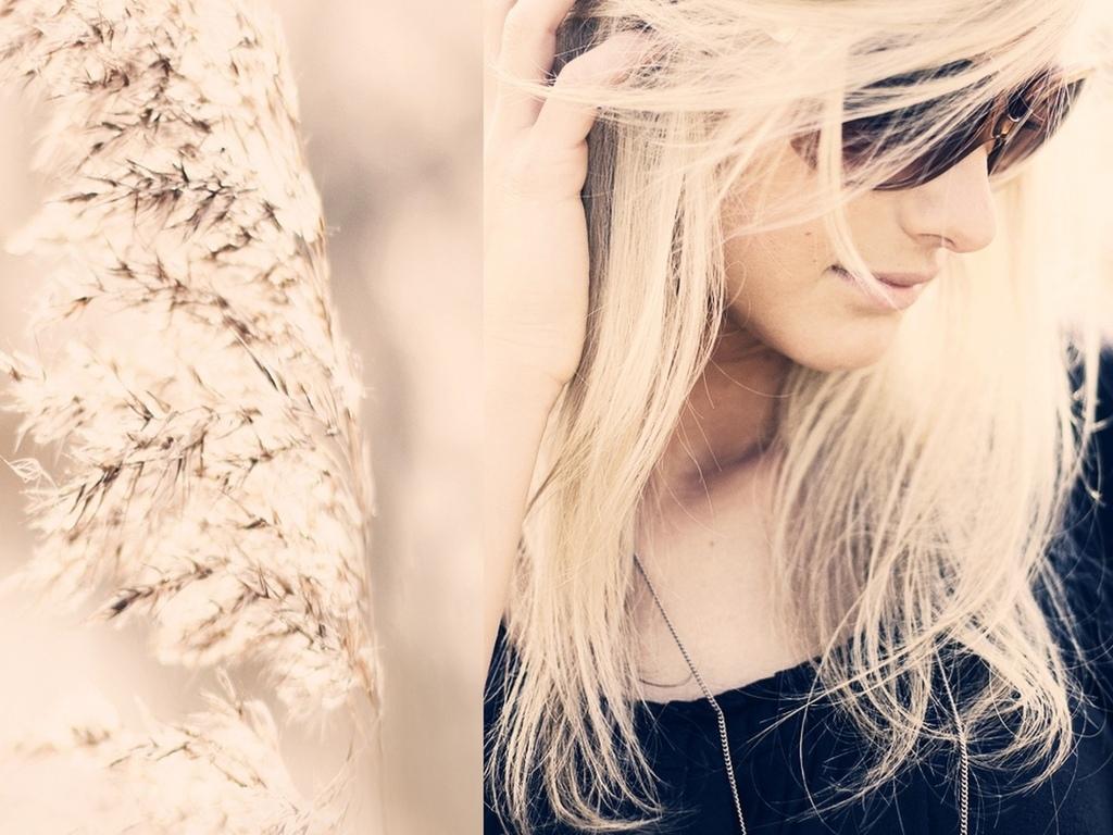 Блондинки с боку без лица на аву   фото (5)