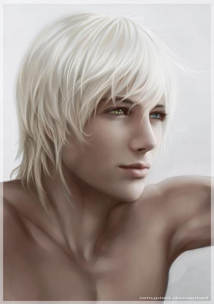Блондин и брюнетка любовь картинки и фото 009