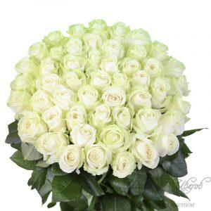 Букеты из белых цветов фото и картинки 025