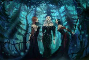 Ведьмы на шабаше фото и картинки 026