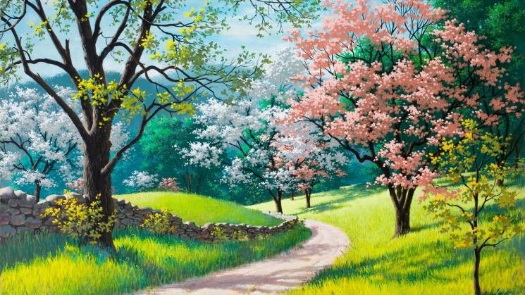 Весна май фото и картинки красивые 003
