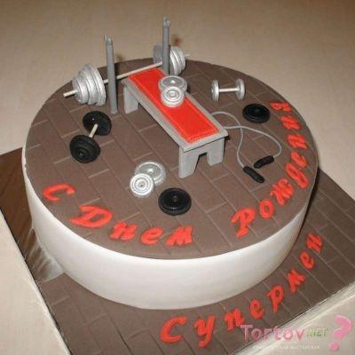 Вкусный торт мужчине на 25 лет   фото 003