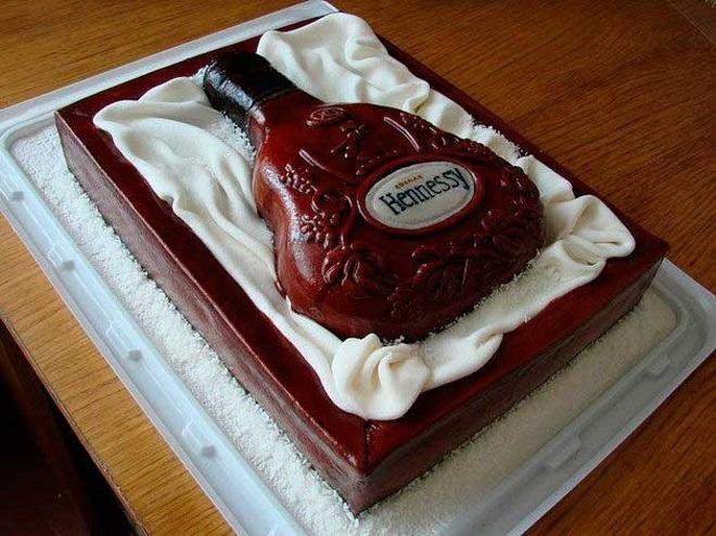Вкусный торт мужчине на 25 лет   фото 005