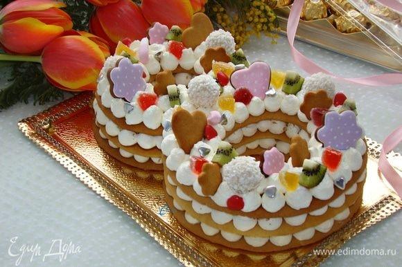 Вкусный торт мужчине на 25 лет   фото 020