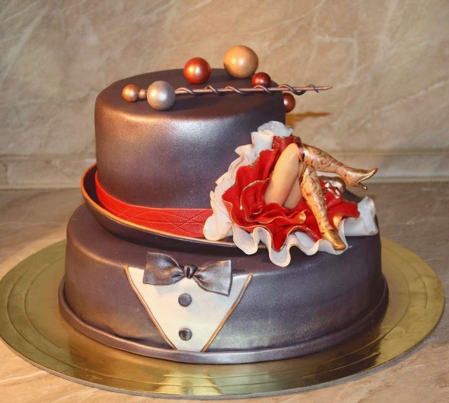 Вкусный торт мужчине на 25 лет   фото 024