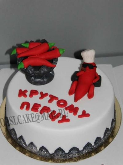 Вкусный торт мужчине на 25 лет   фото 026