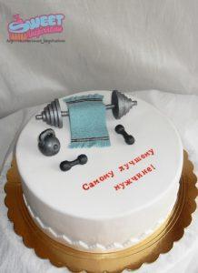 Вкусный торт самому лучшему мужчине   фото 017