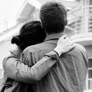 Влюбленные пары со спины   красивые фото027