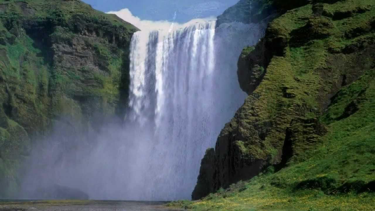 Водопады на телефон заставки   лучшие обои (5)
