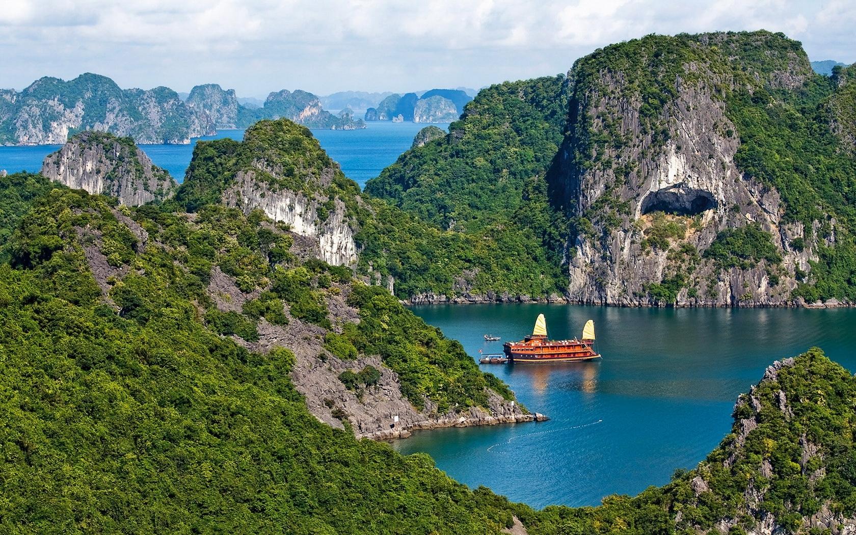 Вьетнам обои на рабочий стол   скачать (14)