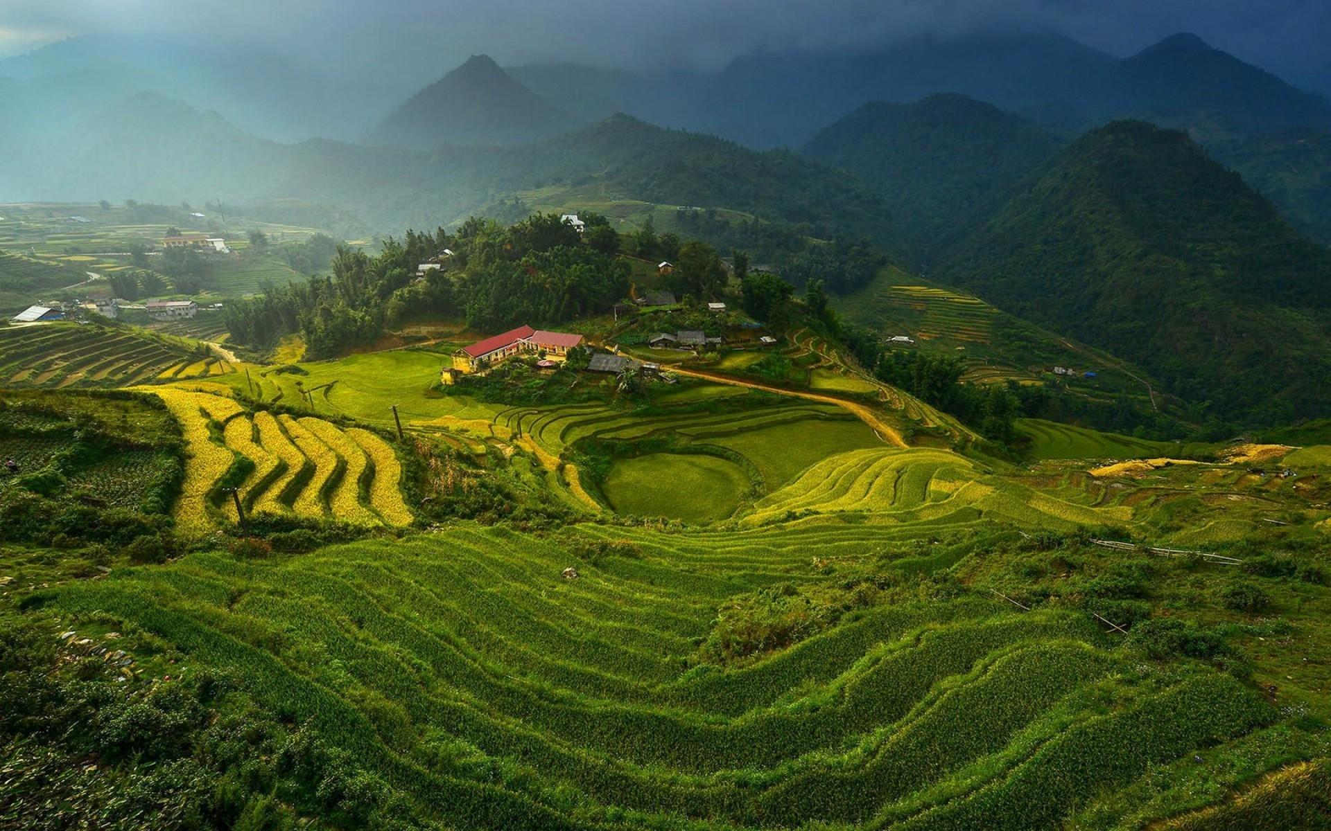 Вьетнам обои на рабочий стол   скачать (24)