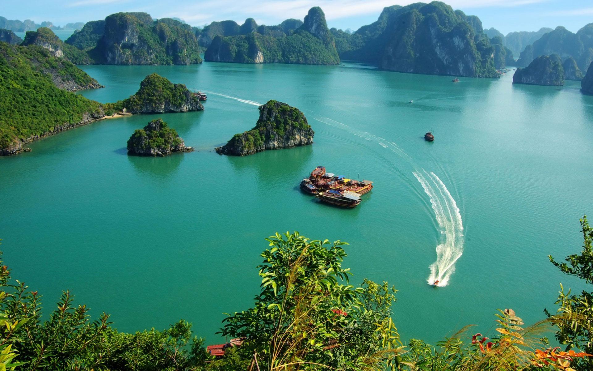 Вьетнам обои на рабочий стол   скачать (4)