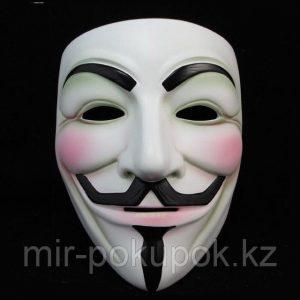 В маске Вендетта фото и картинки028