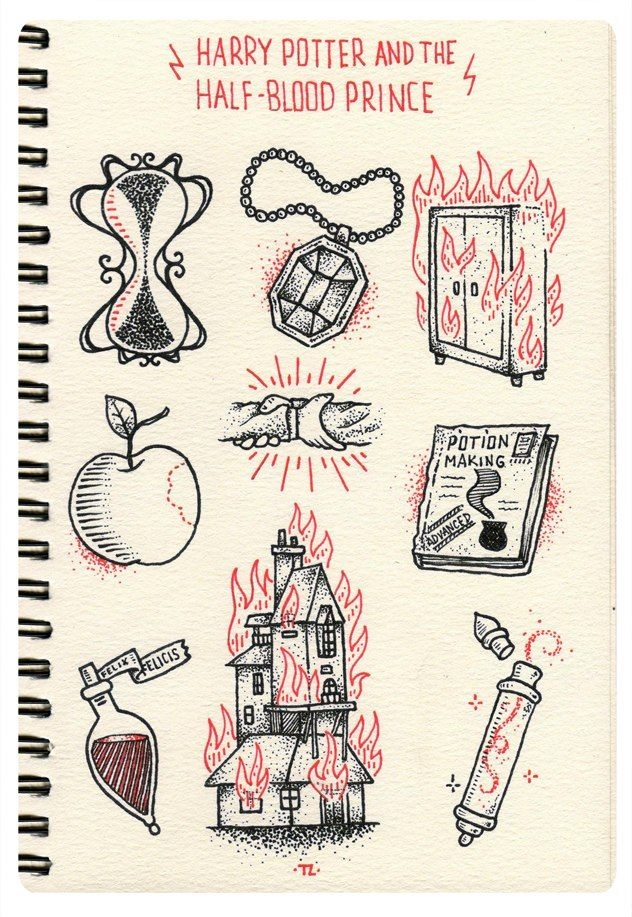 Картинки для лд из гарри поттера