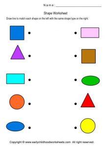 Геометрические фигуры картинки с названиями для детей 026